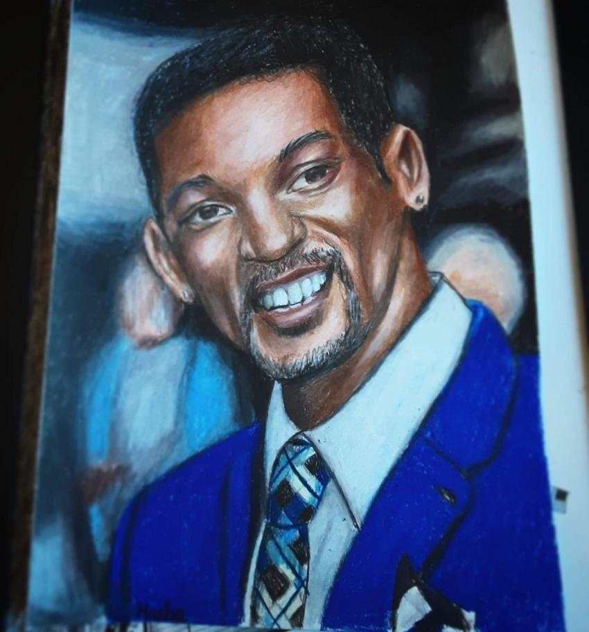 Will Smith by Macha